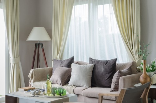 Is Curtain For Blinds Better for Living Room?